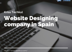 Web Design Company in Spain